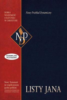 okładka Listy Jana, Ebook   Zespół  NPD