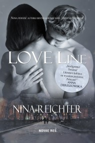 okładka LOVE Line. Ebook | EPUB,MOBI | Nina  Reichter