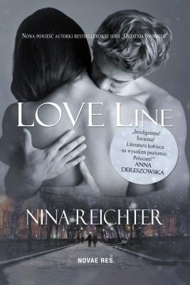 okładka LOVE Line, Ebook | Nina  Reichter