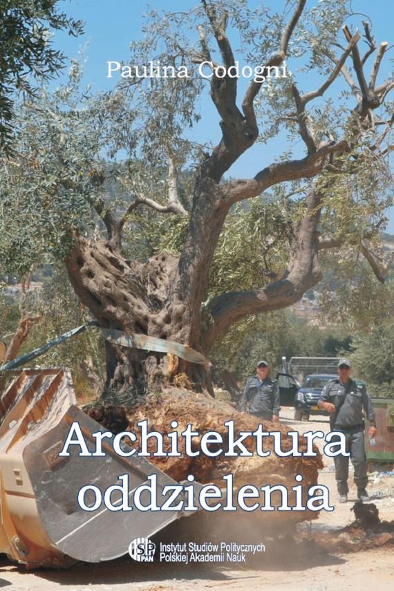 okładka Architektura oddzieleniaebook   PDF   Paulina  Codogni