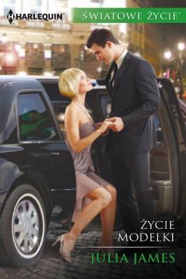okładka Życie modelki, Ebook | Julia James