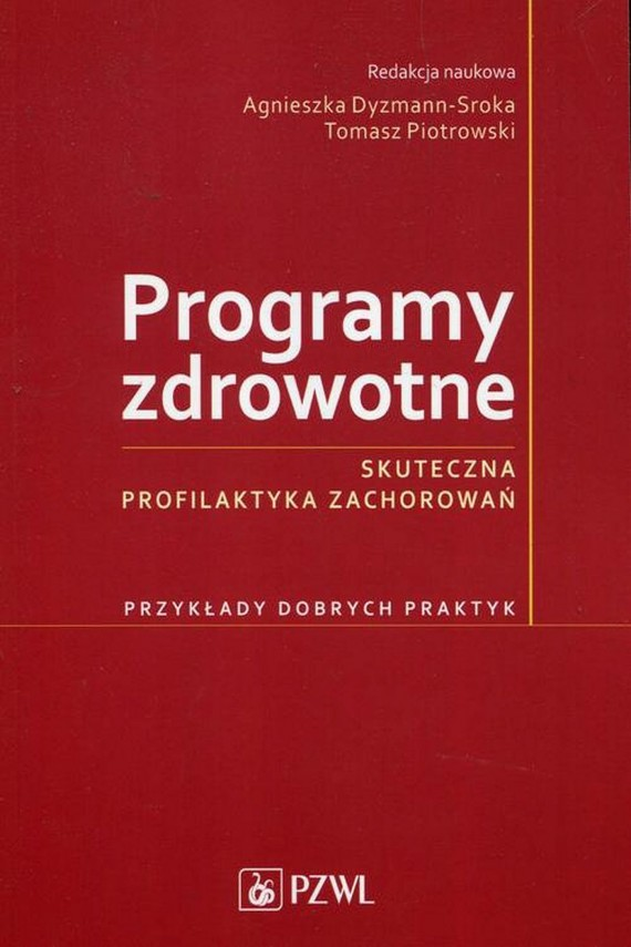 okładka Programy zdrowotne. Ebook | EPUB, MOBI | Tomasz  Piotrowski