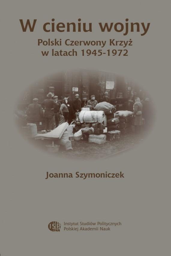 okładka W cieniu wojnyebook | PDF | Joanna  Szymoniczek