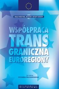 okładka Współpraca transgraniczna, Ebook   Ryszard  Żelichowski