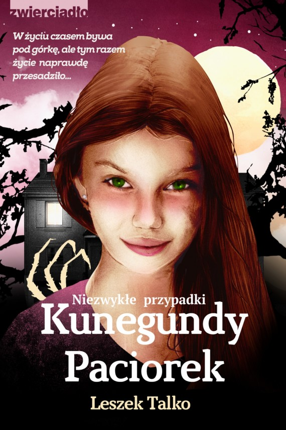 okładka Niezwykłe przypadki Kunegundy Paciorekebook | EPUB, MOBI | Leszek Talko