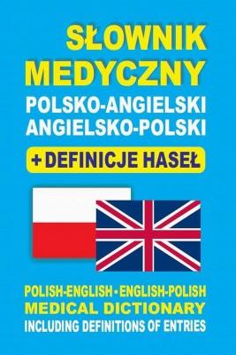 okładka Słownik medyczny polsko-angielski angielsko-polski + definicje haseł, Ebook   Dawid Gut