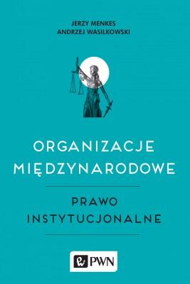 okładka Organizacje międzynarodowe, Ebook | Jerzy  Menkes, Andrzej  Wasilkowski