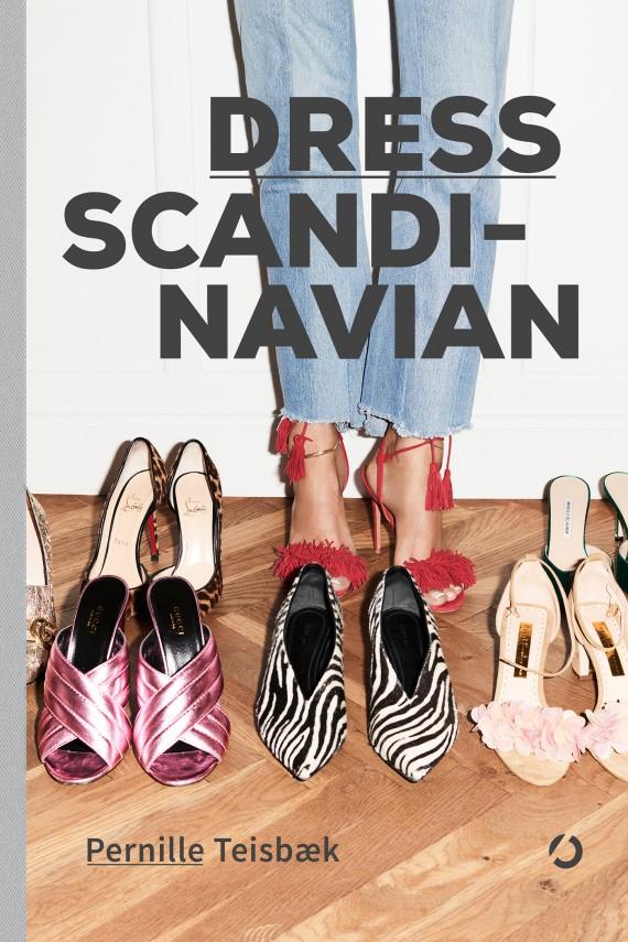 okładka Dress Scandinavianebook   EPUB, MOBI   Pernille Teisbæk