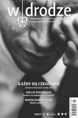 okładka miesięcznik W drodze nr 10/2017, Ebook | opracowanie zbiorowe W drodze