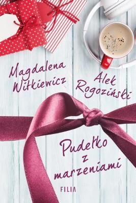 okładka Pudełko z marzeniami, Ebook | Magdalena Witkiewicz, Alek Rogoziński