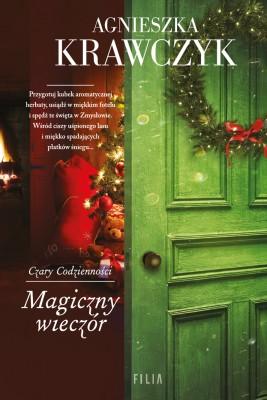 okładka Magiczny wieczór, Ebook | Agnieszka Krawczyk