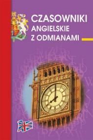 okładka Czasowniki angielskie z odmianami, Ebook | Katarzyna  Kłobukowska