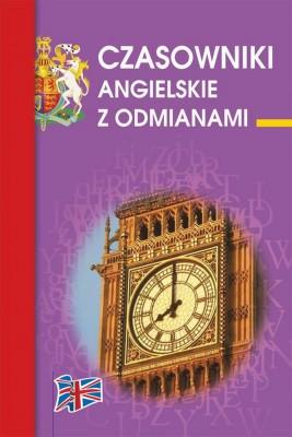 okładka Czasowniki angielskie z odmianami, Ebook   Katarzyna  Kłobukowska