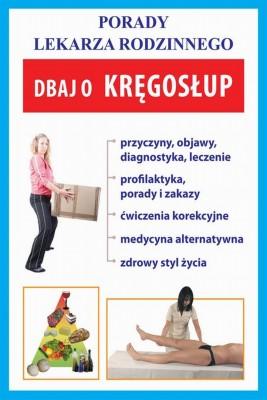 okładka Dbaj o kręgosłup, Ebook | Praca zbiorowa