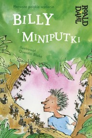 okładka Billy i Miniputki, Ebook | Roald Dahl