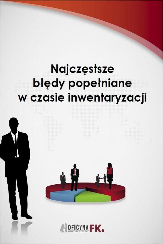 okładka Najczęstsze błędy popełniane w czasie inwentaryzacjiebook | PDF | Katarzyna  Trzpioła