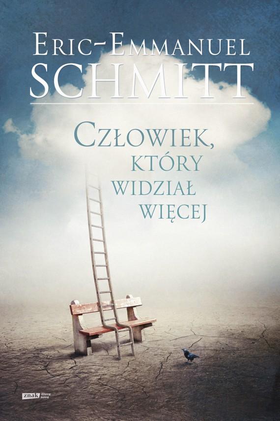 okładka Człowiek, który widział więcej. Ebook | EPUB, MOBI | Eric-Emmanuel Schmitt