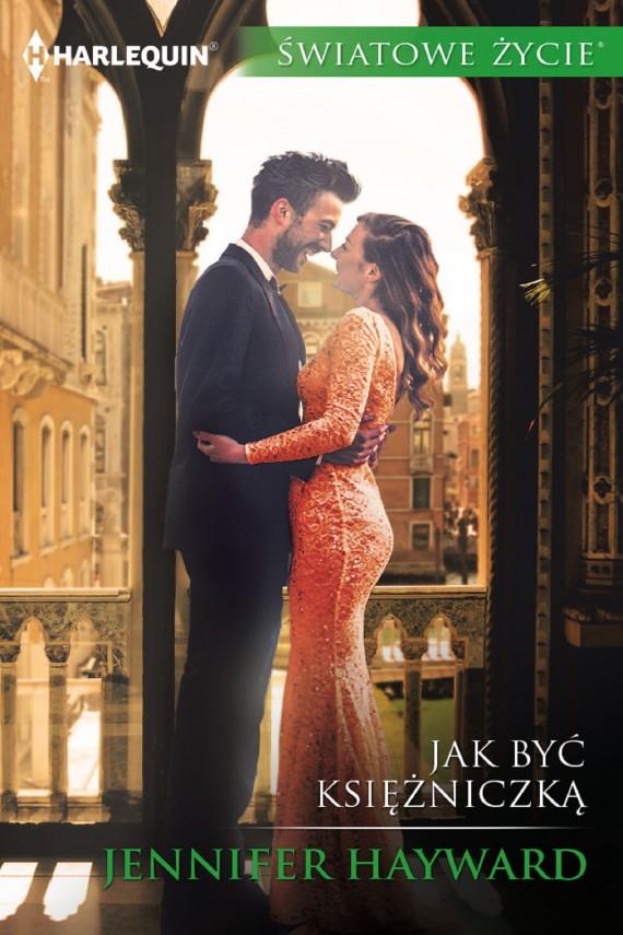 okładka Jak być księżniczkąebook | EPUB, MOBI | Jennifer Hayward