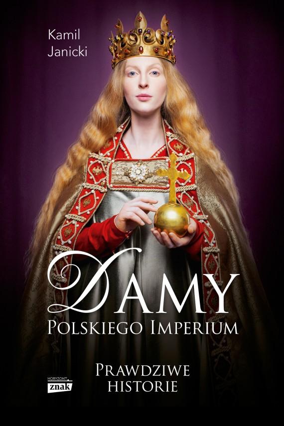 okładka Damy polskiego imperium. Ebook | EPUB, MOBI | Kamil Janicki