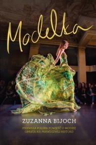 okładka Modelka, Ebook | Zuzanna  Bijoch