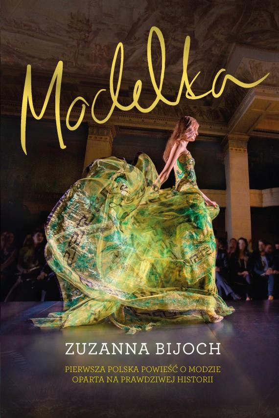 okładka Modelkaebook | EPUB, MOBI | Zuzanna  Bijoch