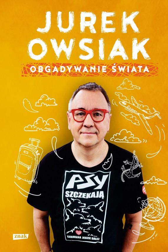 okładka Obgadywanie świata. Ebook | EPUB, MOBI | Jerzy Owsiak