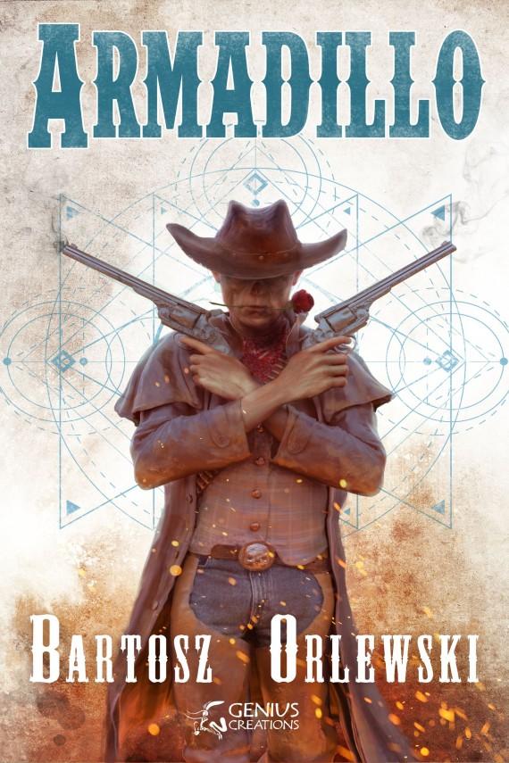 okładka Armadilloebook | EPUB, MOBI | Bartosz Orlewski
