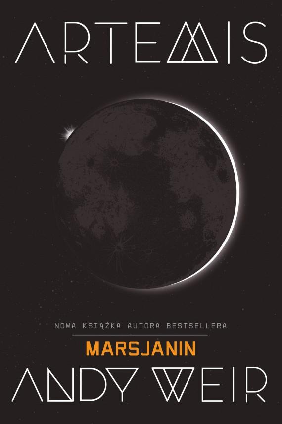 okładka Artemis. Ebook | EPUB, MOBI | Andy  Weir, Radosław Madejski