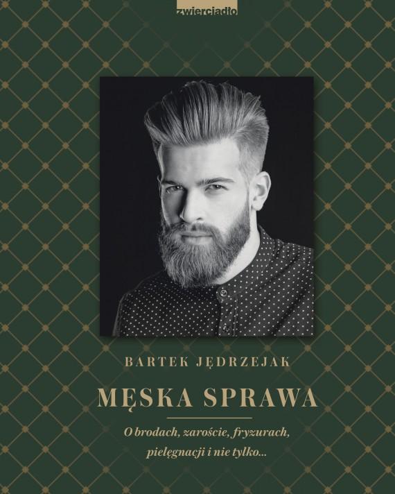 okładka Męska sprawaebook | EPUB, MOBI | Bartek Jędrzejak