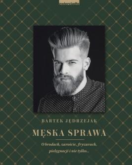 okładka Męska sprawa, Ebook | Bartek Jędrzejak