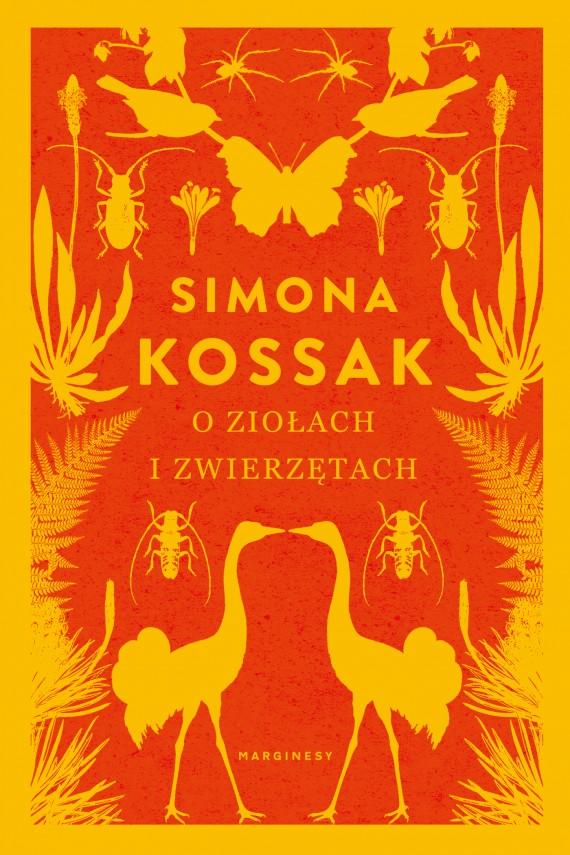 okładka O ziołach i zwierzętach. Ebook | EPUB, MOBI | Simona Kossak