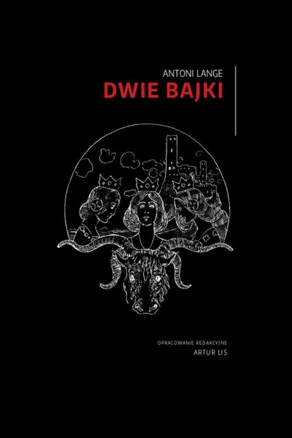 okładka Dwie bajkiebook | PDF | Antoni Lange
