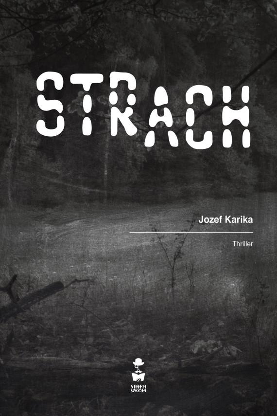 okładka Strachebook | EPUB, MOBI | Jozef Karika, Joanna Betlej