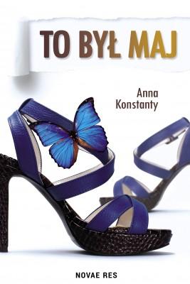 okładka To był maj, Ebook | Anna  Konstanty