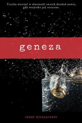 okładka Geneza, Ebook | Jerzy  Mikołajczyk