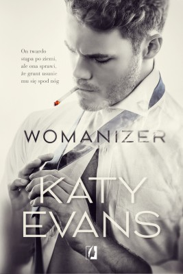 okładka Womanizer, Ebook | Katy Evans