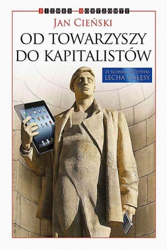 okładka Od towarzyszy do kapitalistów. Ebook   EPUB, MOBI   Jan  Cieński