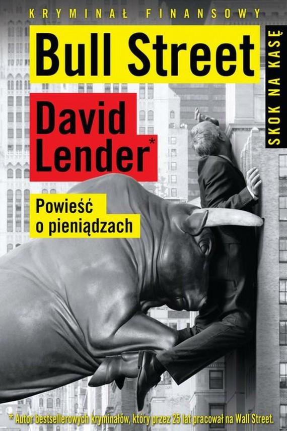 okładka Bull Street. Ebook | EPUB, MOBI | David  Lender