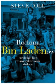 okładka Rodzina Bin Ladenów. Ebook   EPUB,MOBI   Steve  Coll