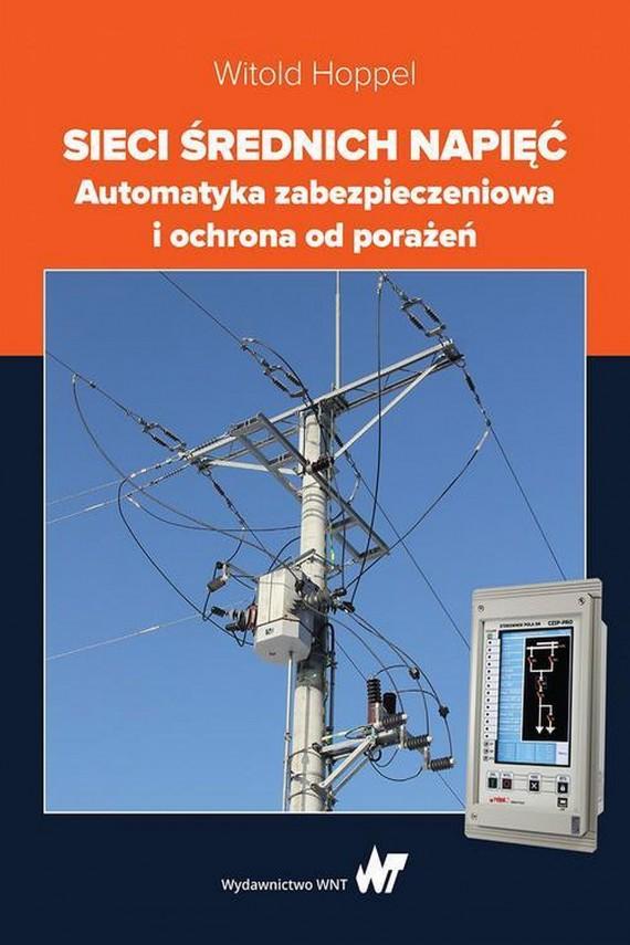 okładka Sieci średnich napięćebook | EPUB, MOBI | Witold  Hoppel