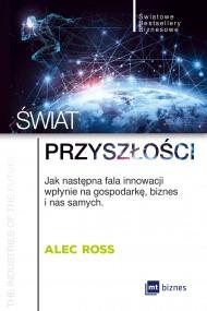 okładka Świat przyszłości, Ebook | Alec Ross