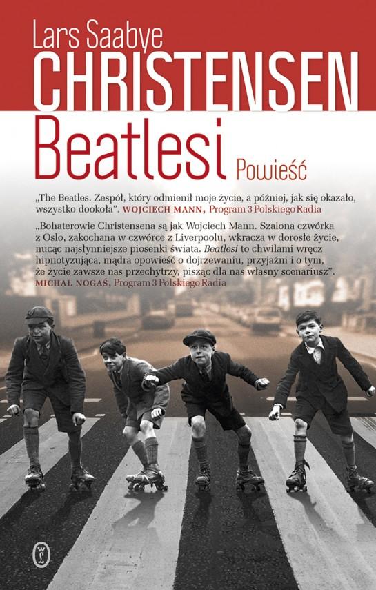 okładka Beatlesi. Powieść. Ebook | EPUB, MOBI | Lars Saabye Christensen, Iwona Zimnicka