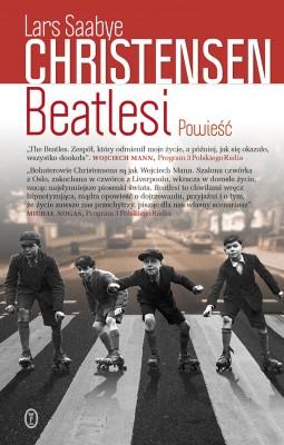 okładka Beatlesi. Powieść, Ebook | Lars Saabye Christensen