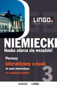 okładka Niemiecki. Nauka zdarza się wszędzie. Część 3. Ebook | EPUB_DRM,MULTI | Tomasz Sielecki