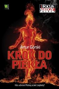 okładka Krok do piekła. Ebook   PDF   Artur Górski