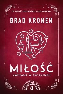 okładka Miłość zapisana w gwiazdach, Ebook | Brad Kronen