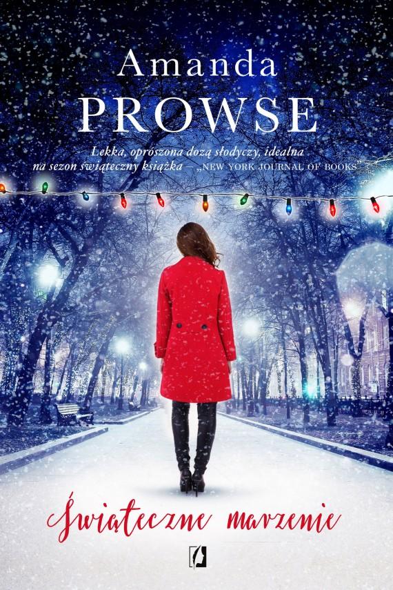 okładka Świąteczne marzenieebook | EPUB, MOBI | Amanda Prowse