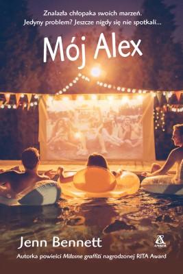 okładka Mój Alex, Ebook | Jenn Bennett