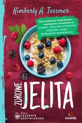 okładka Leczenie odżywianiem. Zdrowe jelita, Ebook | Kimberly Tessmer