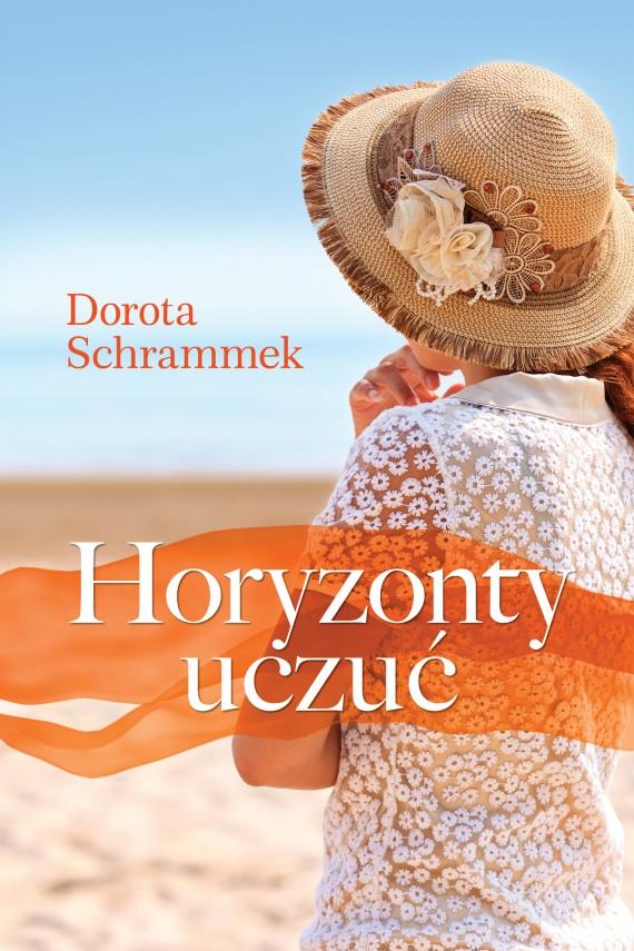 okładka Horyzonty uczućebook | EPUB, MOBI | Dorota Schrammek